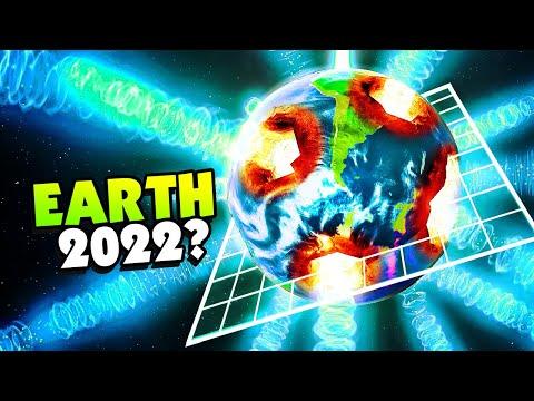 SLICING EARTH With Futuristic Cube Weapon - Solar Smash