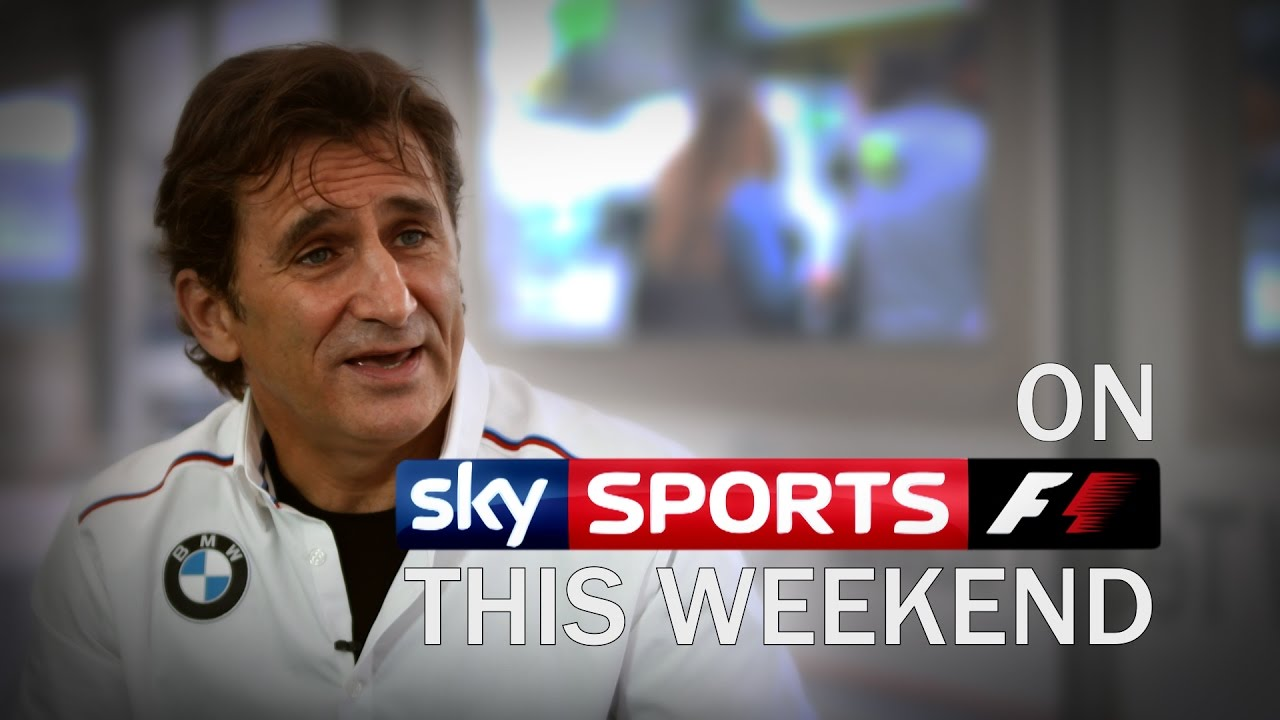 Alex Zanardi on Persevering after his Accident