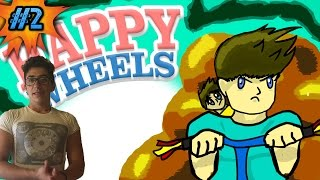 HAPPY WHEELS: ST3PNY & DONNE NUDE?!?! #2