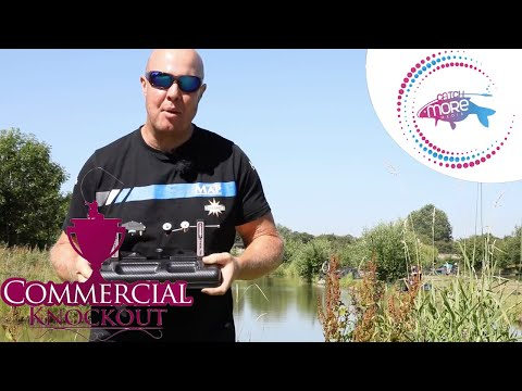 Gizmo Angling Commercial Knockout: Round Two, Heronbrook Fishery