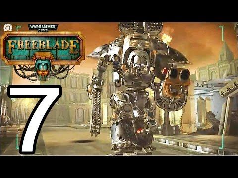Warhammer 40,000 Freeblade - iPhone Gameplay Walkthrough Part 7