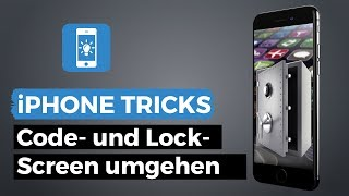 iPhone Code umgehen & Lockscreen umgehen | iPhone-Tricks.de