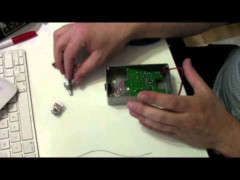 BYOC Build - Fuzz Octave Pedal - DIY Guitar Effects