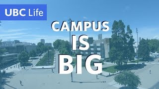 A quick tour of the UBC Vancouver campus