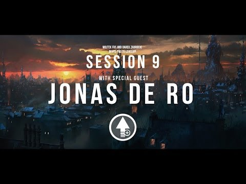 Level Up! Session 9 with JONAS DE RO