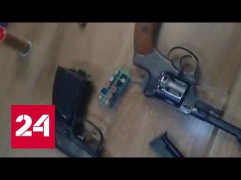 ФСБ: в арсенале банды черных оружейников были даже авиапушки