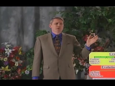 Creation Seminar 1 Age Of The Earth Dr. Kent Hovind (Extended Version)