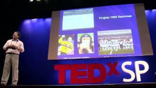 Sandro Souza at TEDxSaoPaulo