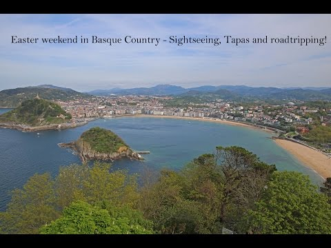 A long weekend in Basque Country - Sightseeing, Tapas and roadtripping! - Visual Vibes by TravAgSta!