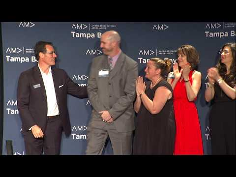 2016 AMA Marketer of the Year - Non Profit Marketing Greater Than $6 Million Winner