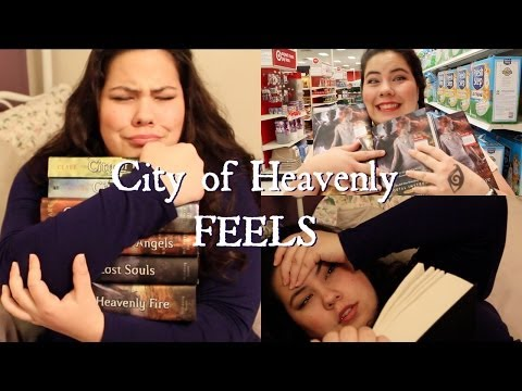 MY CITY OF HEAVENLY FIRE EXPERIENCE