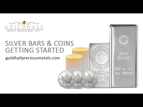How To Start Buying Physical Silver Bars and Coins