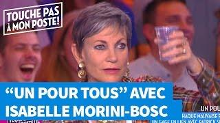 Isabelle Morini-Bosc dans TPMP : « Ta gueule toi ! »