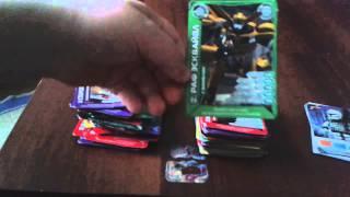 Моя коллекция карточек Трансформеры Прайм и ЗВ