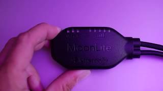 Luminair 3 - Setting up LumenRadio MoonLite