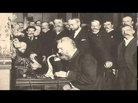 Alexander Graham Bell - First Phone Call