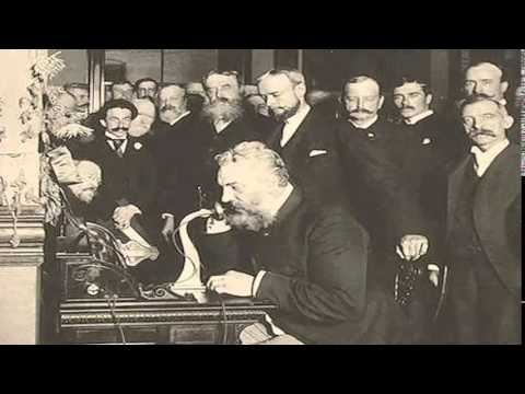Alexander Graham Bell - First Phone Call