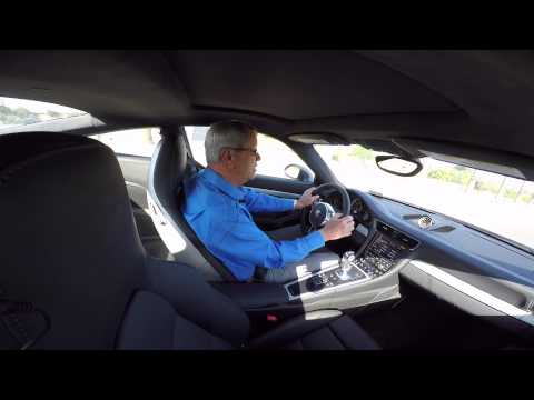 Porsche 911 Turbo Test Drive