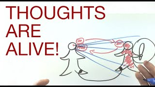 THOUGHTS ARE ALIVE explained by Hans Wilhelm
