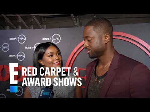 Gabrielle Union Talks Naked Dwyane Wade at 2016 ESPYs | E! Live from the Red Carpet