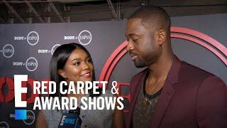 Gabrielle Union Talks Naked Dwyane Wade at 2016 ESPYs | E! Red Carpet & Award Shows