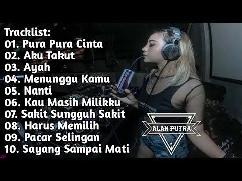 DJ PURA PURA CINTA VS AYAH REMIX BREAKBEAT 2019