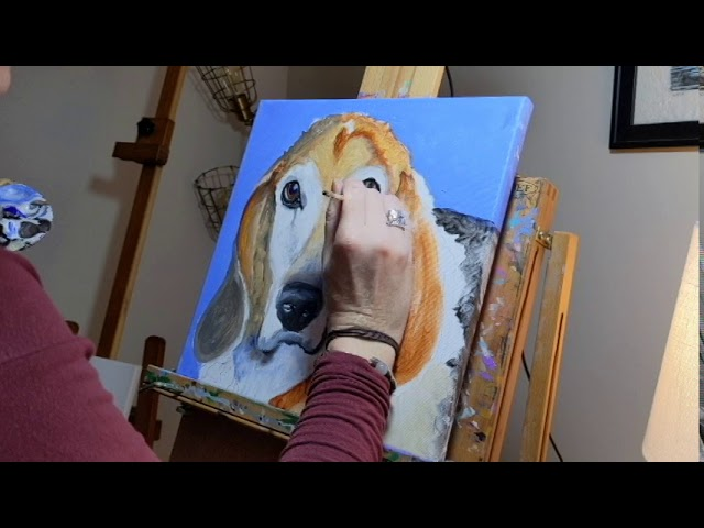 Painting Timelapse