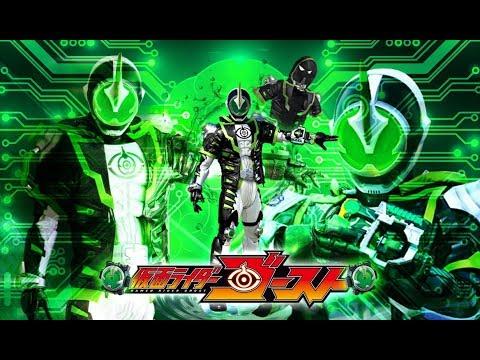 Kamen Rider Necrom Henshin