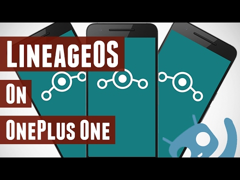 LineageOS on OnePlus One