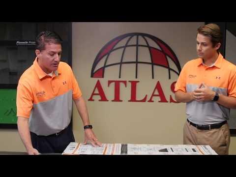 Natural Expressions: Atlas Designer Roofing Shingle Color Palette