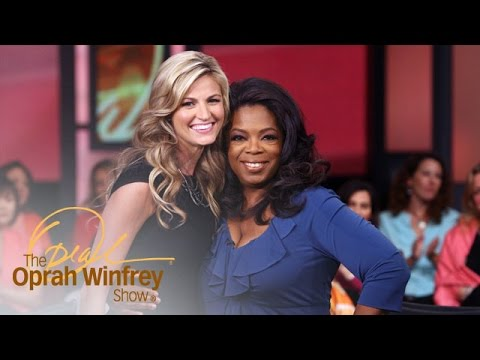 Sportscaster Erin Andrews on the Nude Video Scandal | The Oprah Winfrey Show | OWN
