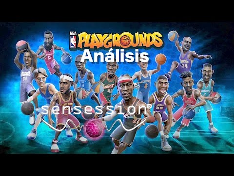 NBA Playgrounds Análisis Sensession