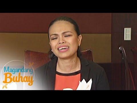 Magandang Buhay: Raki Vega sings Lobo's theme song