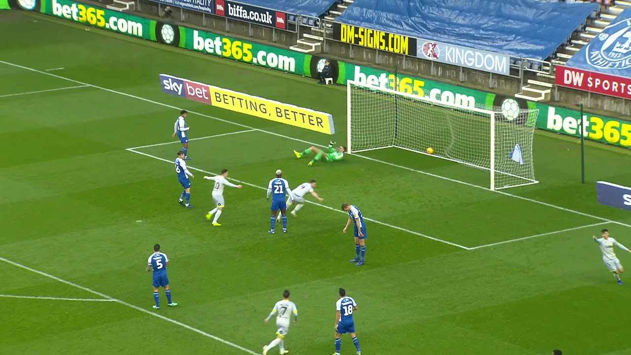 Highlights Wigan Athletic 0 Derby County 1 08 12 2018