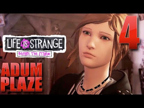 Adum Plaze: Life is Strange: Before the Storm Part 4