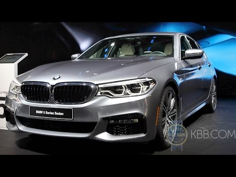 2017 BMW 5 Series - 2017 Detroit Auto Show
