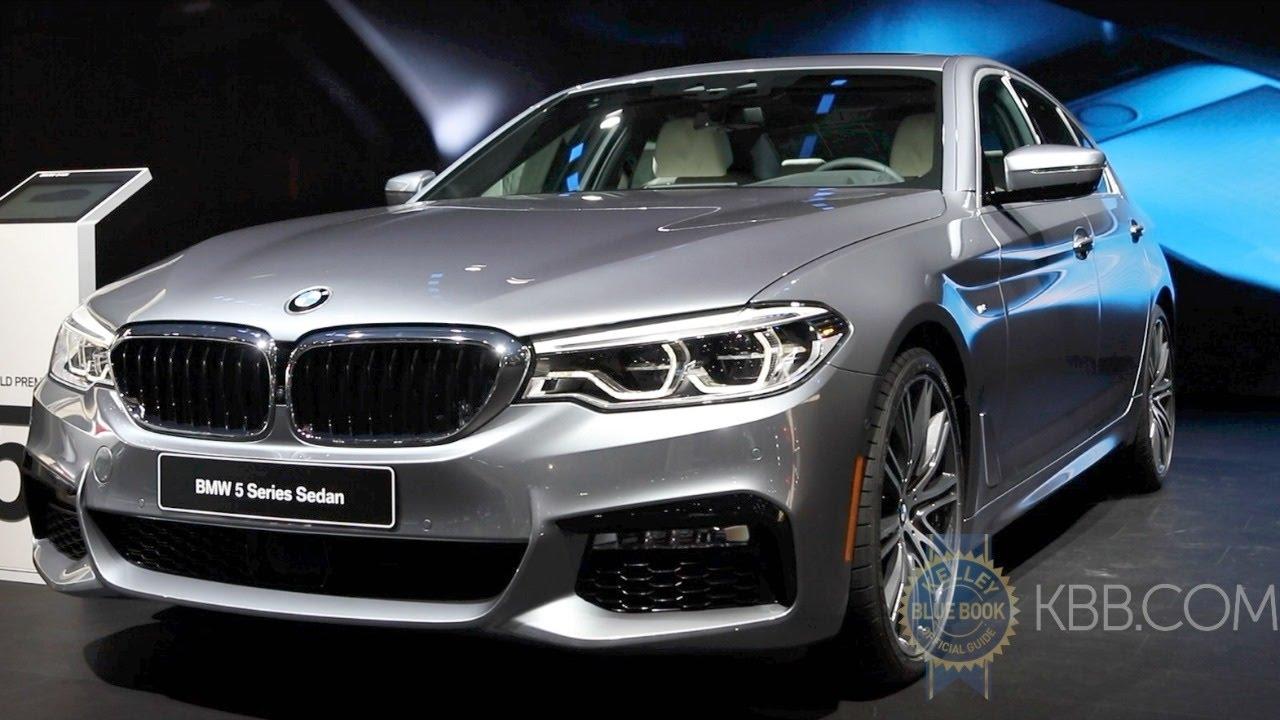 2017 BMW 5 Series   2017 Detroit Auto Show   YouTube