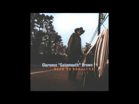 "Clarence ""Gatemouth"" Brown Dangerous Critter"