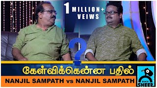 Nanjil Sampath vs Nanjil Sampath | Naughty Nights | Black Sheep