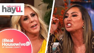 Vicki Exposed For Spreading Rumours About Kelly | Season 14 | Real Housewives Of Orange County
