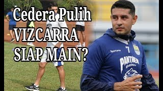 Download Video BERITA TERKINI! Cedera Pulih, Esteban Vizcarra Siap Turun Sa'at Lawan Bhayangkara FC? MP3 3GP MP4