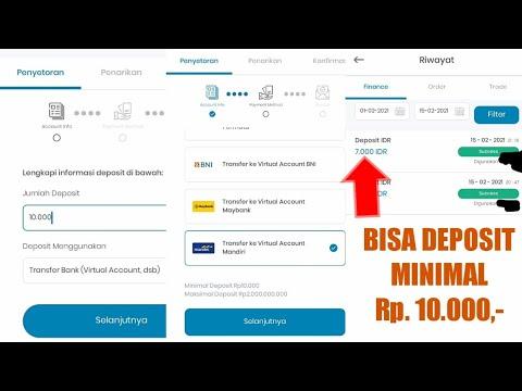 cara deposito iq opzione dengan bitcoin indodax