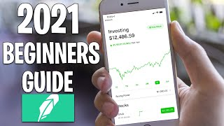 Robinhood Investing Tutorial  Step by Step Guide To Starting Your Account