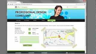 Create a website with WebSite X5 v10 - Video Tutorial