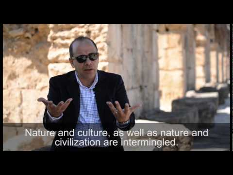 Archeomedsites awareness campaign during the World Water Day in Tyre, Lebanon