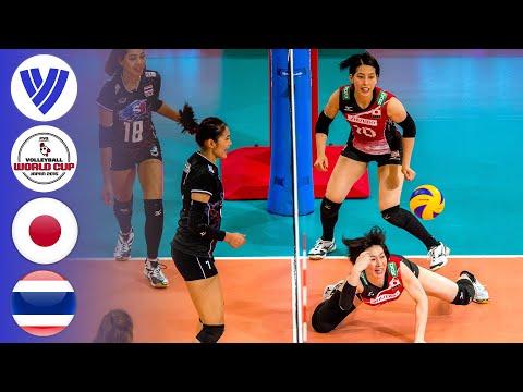 Japan Vs. Thailand - Full Match   Women's Volleyball World Grand Prix 2017