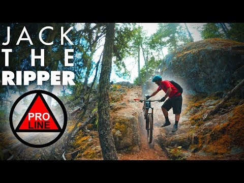 IS IT REALLY A PRO LINE? - A lap of the massive Jack the Ripper trail