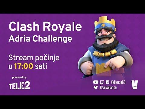 Clash Royale - Adria Challenge #1