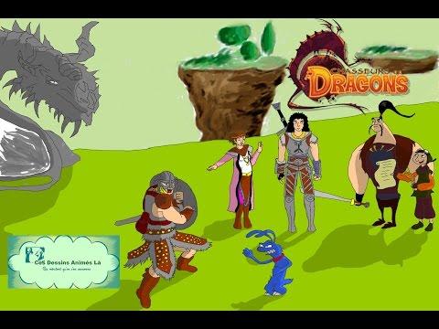 33  Chasseurs de dragons  Ces dessins animéslà qui méritent qu'on s'en souvienne