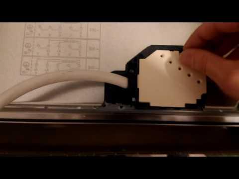 Подключение варочной панели Bosch и духового шкафа Zanussi+перенос розеток